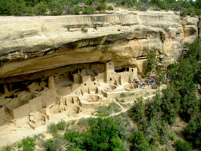 Mesa Verde National Park by CC user 15708236@N07 on Flickr