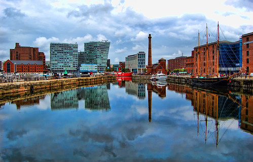 Reflections in Liverpool