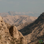 Mountain Views from Kermanshah to Ahwaz, Iran