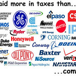 You Pay More in Taxes than...