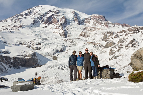 Norwegians on Rainier