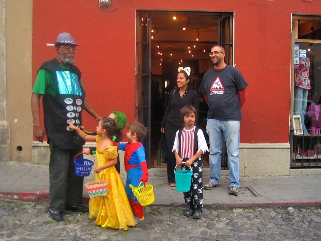 Celebrate Halloween Abroad