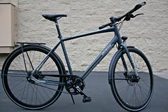 スペシャライズドのクロスバイク
