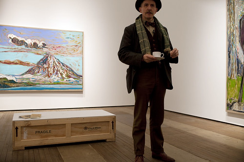 BILLY CHILDISH NYC 2011