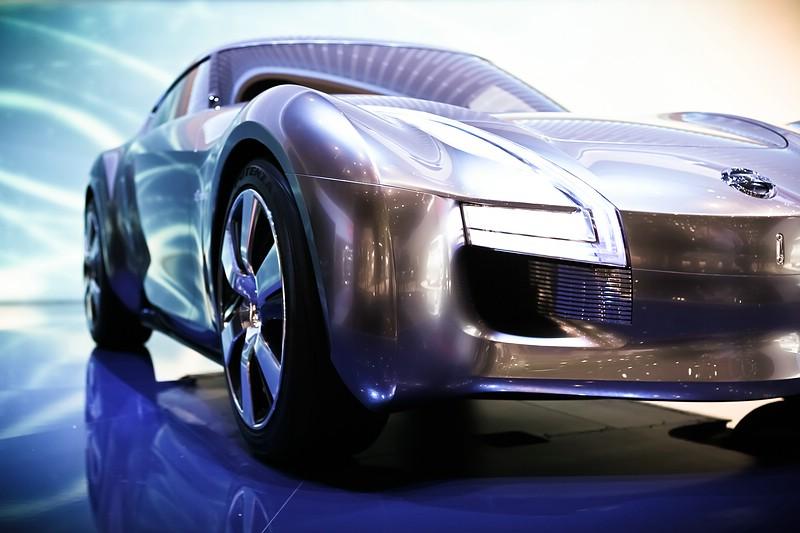 Near Future Car