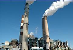佛州的燃煤電廠Big Bend (照片來源不詳)