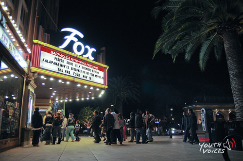 Fox Theatre in Redwood City
