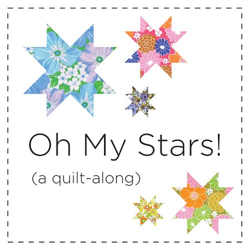 Oh My Stars (A Quilt-Along)
