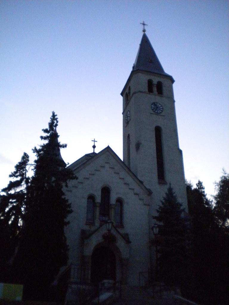 La iglesia de Tokaj