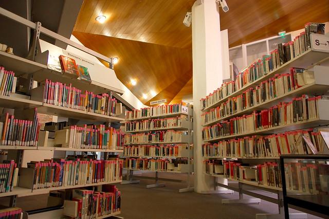 Bibliothèque Saint-Sever