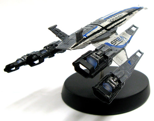 Mass Effect 3 Replica Ship Normandy SR-2 (View 2)