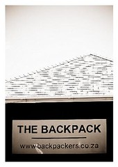 The Backpack :: The Backpack Cape Town posted a photo: