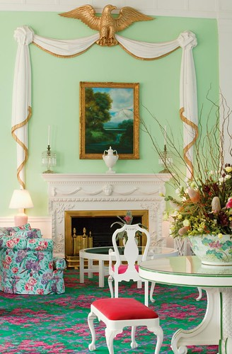 Learn interior design at the greenbrier s new dorothy for Learn interior design
