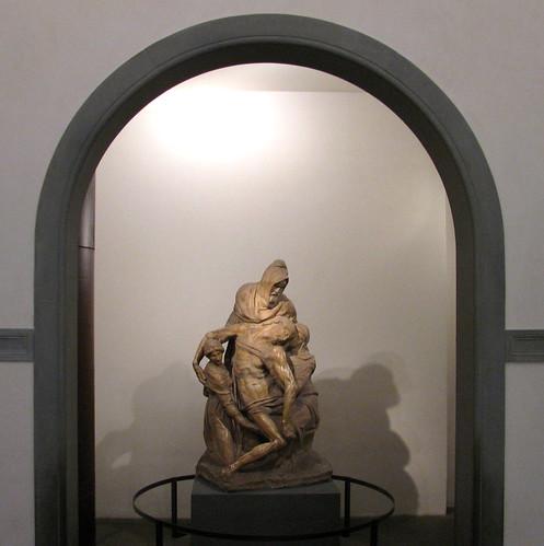 """""""Pietá"""" de Miguel Ángel"""