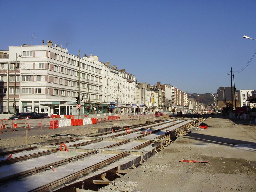 Tramway : En direct du chantier - Page 7 6363128941_6d1c14e94c_b