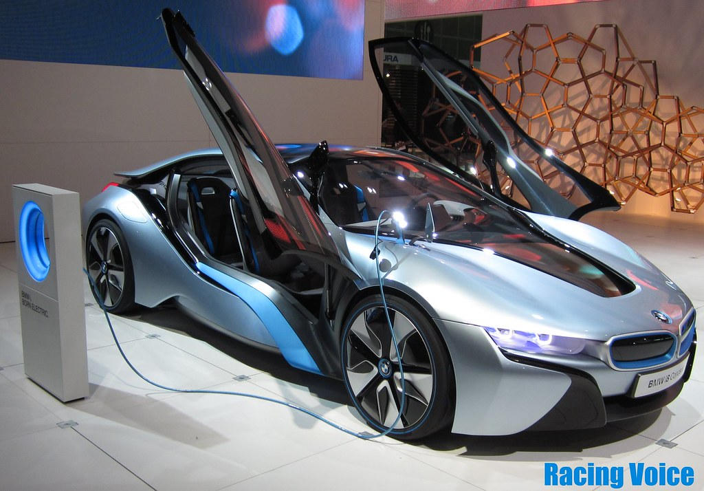 La Auto Show 2011 Bmw I8 Concept A Photo On Flickriver