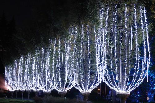 東京ミッドタウン クリスマスイルミネーション Tokyo Midtown Christmas Illumination 2011 by ELCAN KE-7A