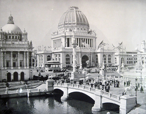 Columbian Exposition, Admin. Bldg.