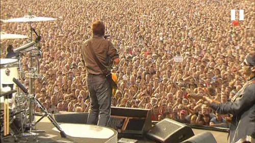 Springsteen teleprompter