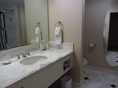 MGM Grand Tower Deluxe King Bathroom
