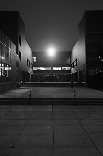 Day 325 - Harmon Fine Arts Center by Tim Bungert
