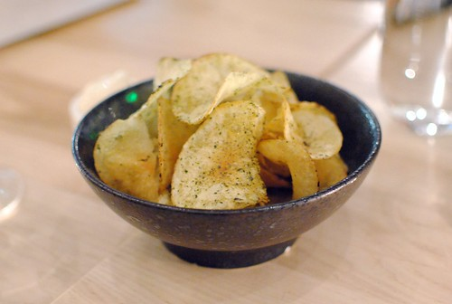 seaweed potato chips