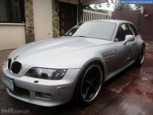 1998 Z3 Coupe | Arctic Silver | Black | AC Schnitzer Type IV 19 Inch