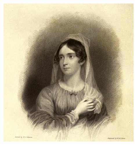 010-Lady Noel Byron-Finden's illustrations of the life and works of Lord Byron…1833-William y Edward Finden