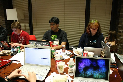 Some Rutgers hackers