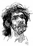 marc | ink portrait