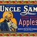 Uncle Sam Brand Apples