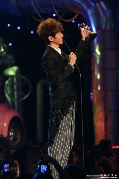 第三届《MY Astro 至尊流行榜颁奖典礼》@云顶云星剧场 - 張棟樑 Nicholas Teo
