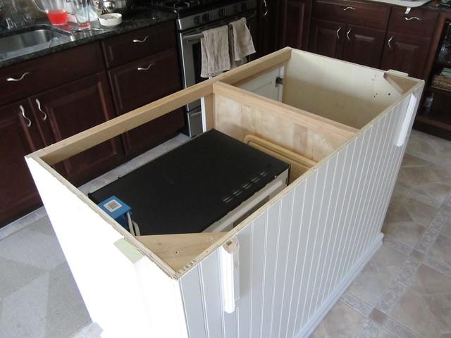 Beadboard Kitchen Island Flickr Photo Sharing