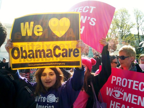We Love Obamacare