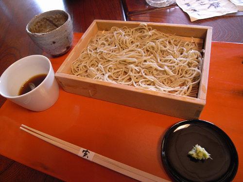 つなぎなし!奈良を代表する人気の蕎麦屋『玄』@奈良市