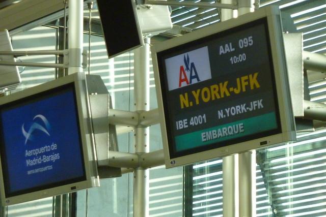0006 - Aeropuerto Barajas