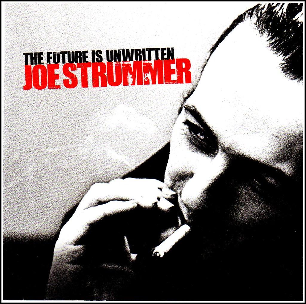The Future is Unwritten soundtrack Joe Strummer - a photo ...