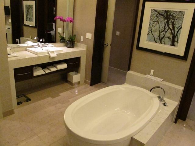 Aria bath
