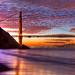 Happy Birthday Golden Gate Bridge! by Jeffrey Sullivan