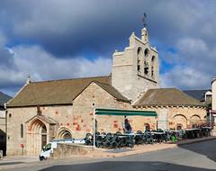 Saint-Alban sur Limagnole (Lozère) - Photo of Sainte-Eulalie