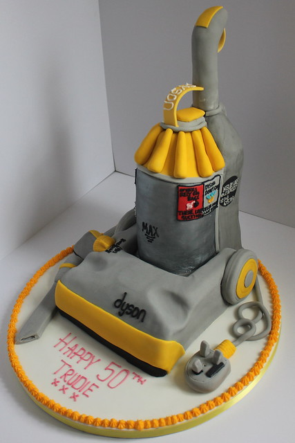 Dyson Hoover Cake Flickr Photo Sharing