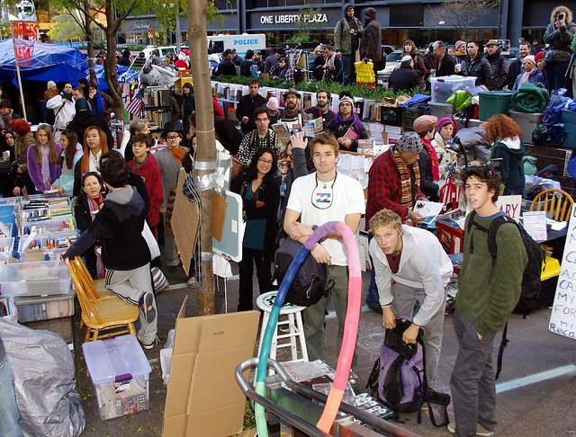 Day 50 Occupy Wall Street November 5 2011 Shankbone 5