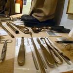 Portianou museum - WW1 medical equipment?