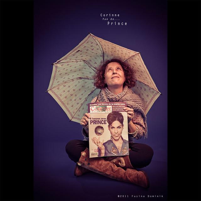 Corinne, fan of... Prince | Nouvelles voix