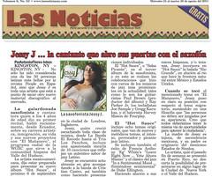Las Noticias l Jessy J