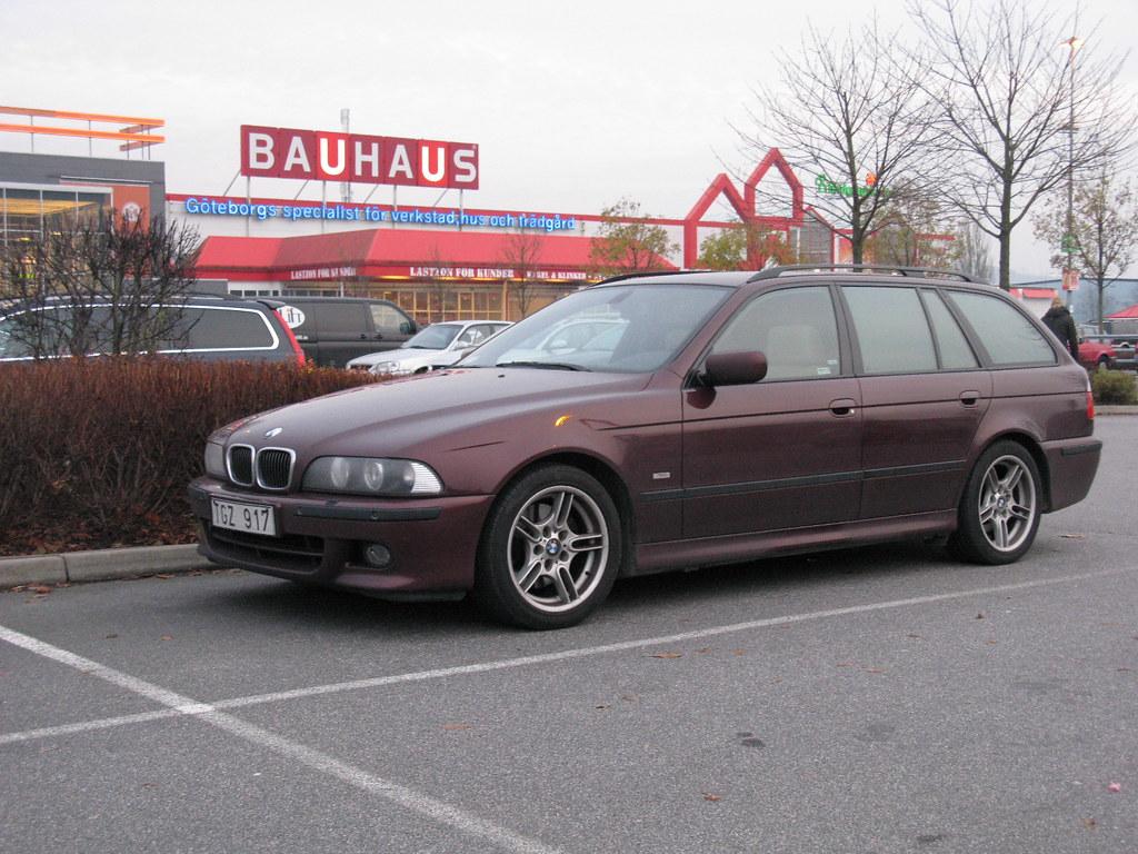 BMW 540i Touring M Sport E39