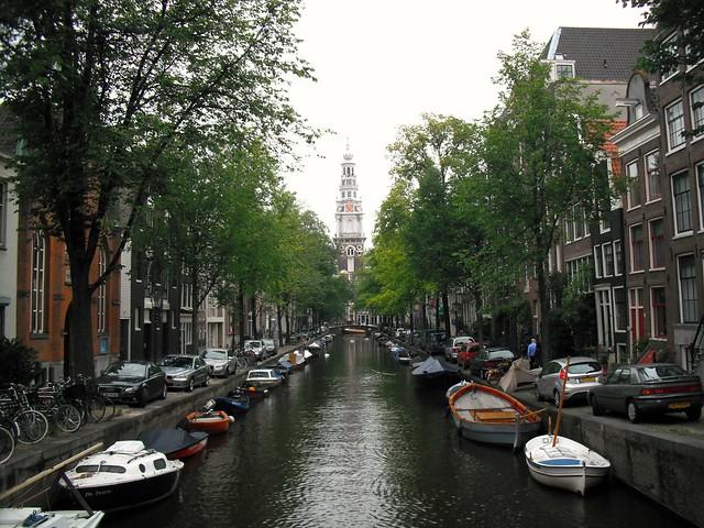 Amsterdam - Groenburgwal