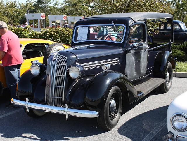 1936 dodge huckster truck flickr photo sharing. Black Bedroom Furniture Sets. Home Design Ideas
