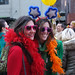 Two Colorful Ladies @ Rainbow Parade @NewYork_CM