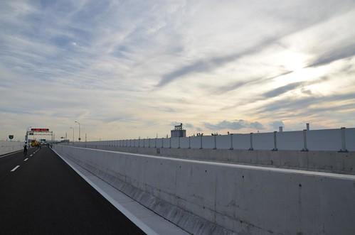 高速道路フリーウォーキング
